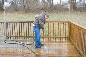 Deck Cleaning Charlottesville