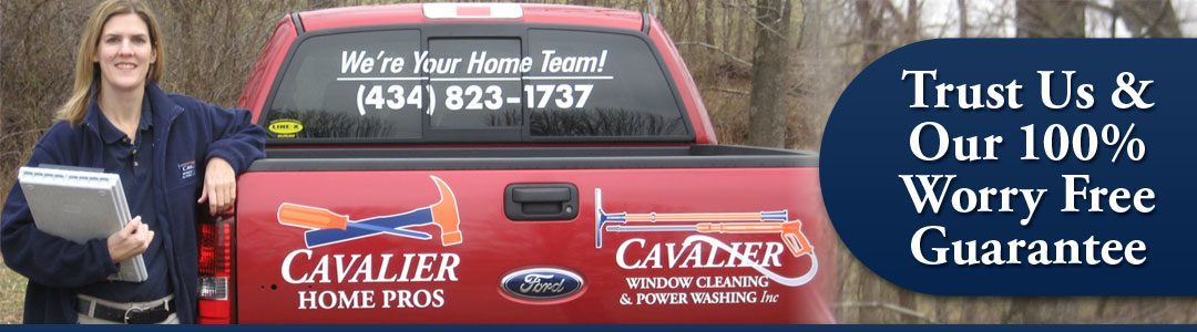 Cavalier Window Cleaning & Powerwashing
